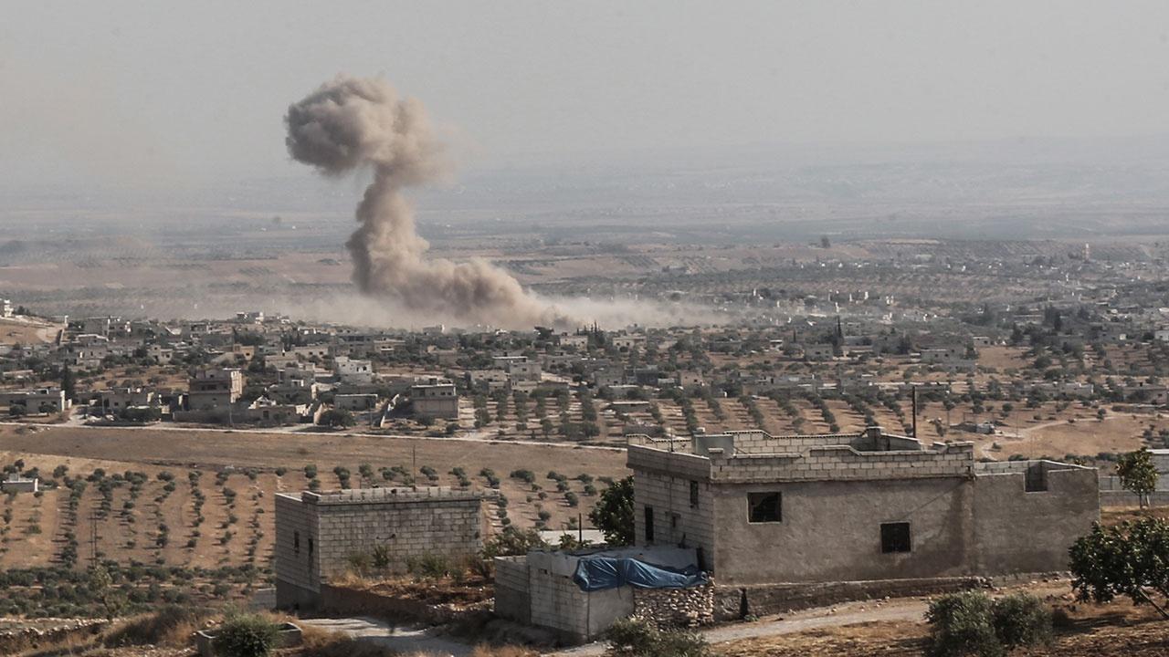 Боевики за сутки совершили 53 обстрела в Идлибской зоне деэскалации