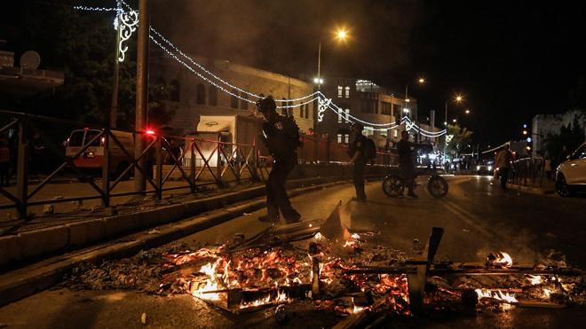 «Ближневосточный квартет» прокомментировал беспорядки в Иерусалиме