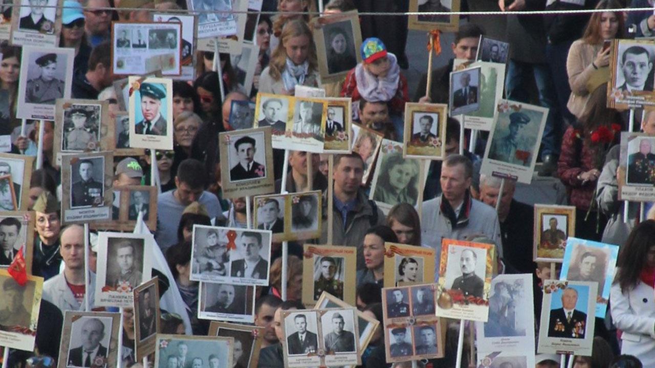 Никто не забыт: в России стартовало онлайн-шествие «Бессмертного полка»