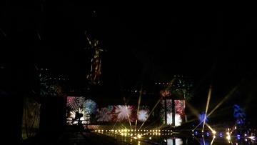«Свет Великой Победы»: уникальное шоу состоялось в Волгограде в честь Дня Победы