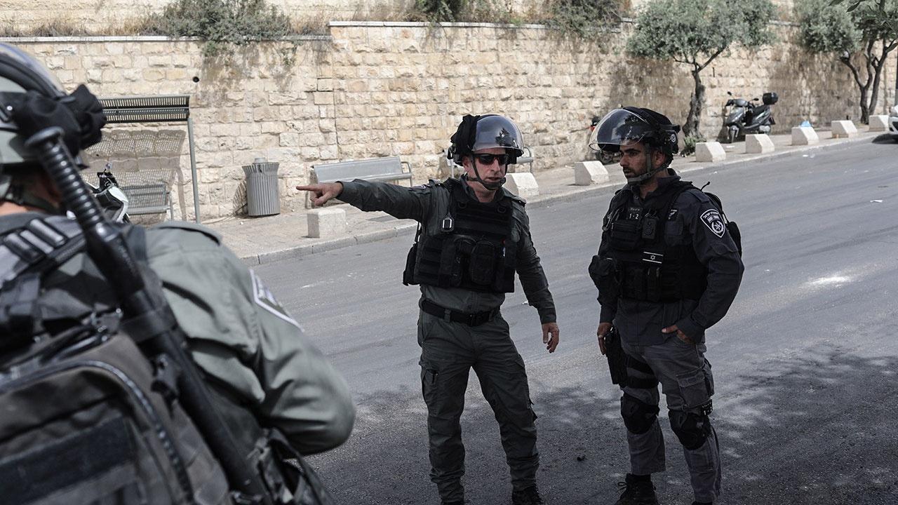 В Иерусалиме произошел пожар на территории Храмовой горы