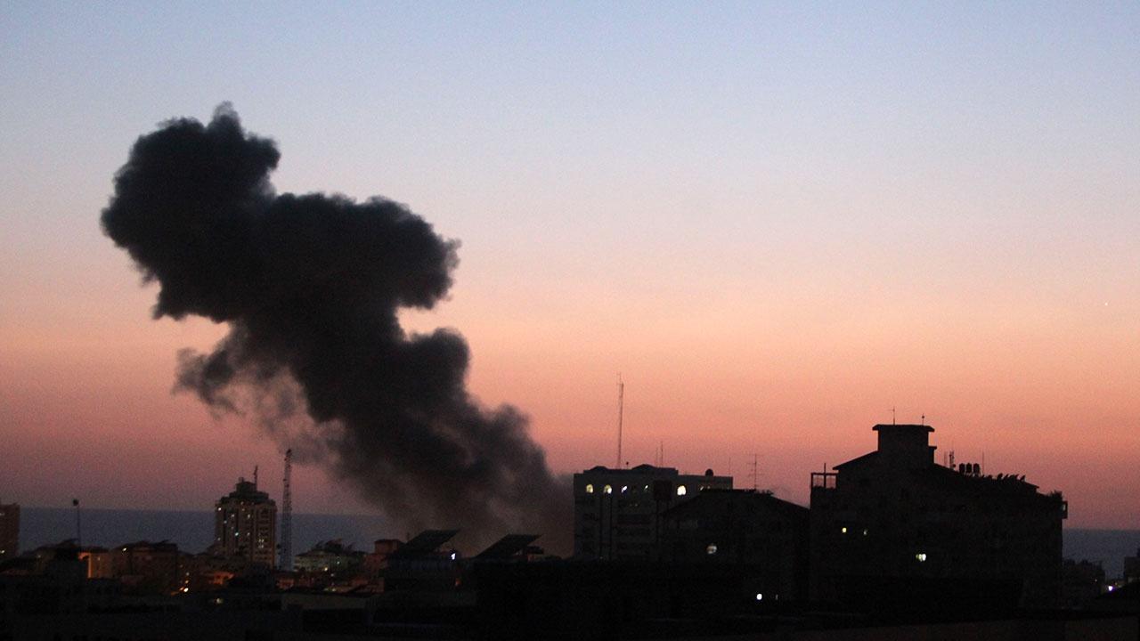 «Решительно осуждаем»: Захарова высказалась об обострении палестино-израильского конфликта