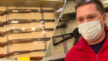 Продавец рассказал, почему он продал оружие напавшему на школу в Казани