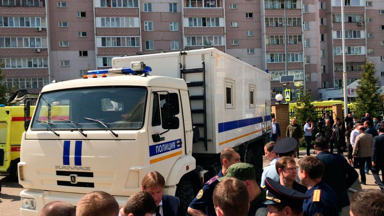 В Генпрокуратуре взяли на особый контроль проверку по факту стрельбы в Казани