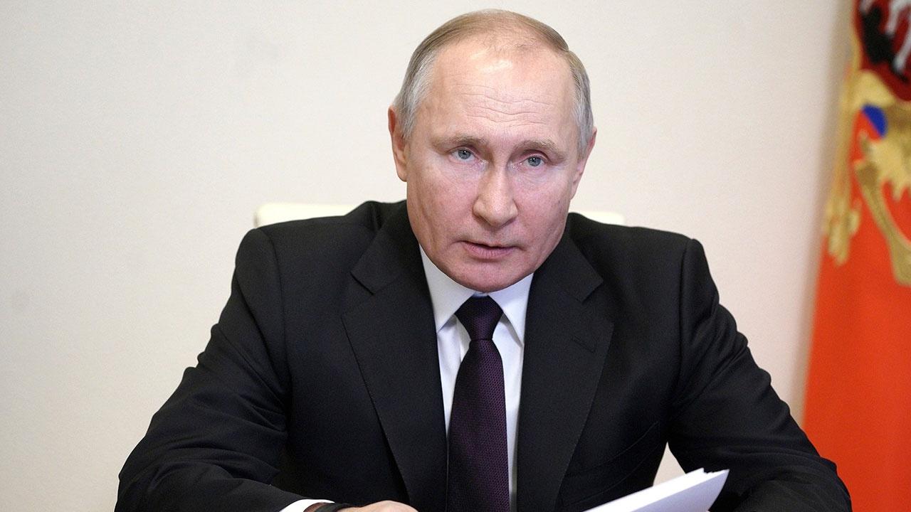 Путин внес в Госдуму законопроект о денонсации Россией Договора по открытому небу
