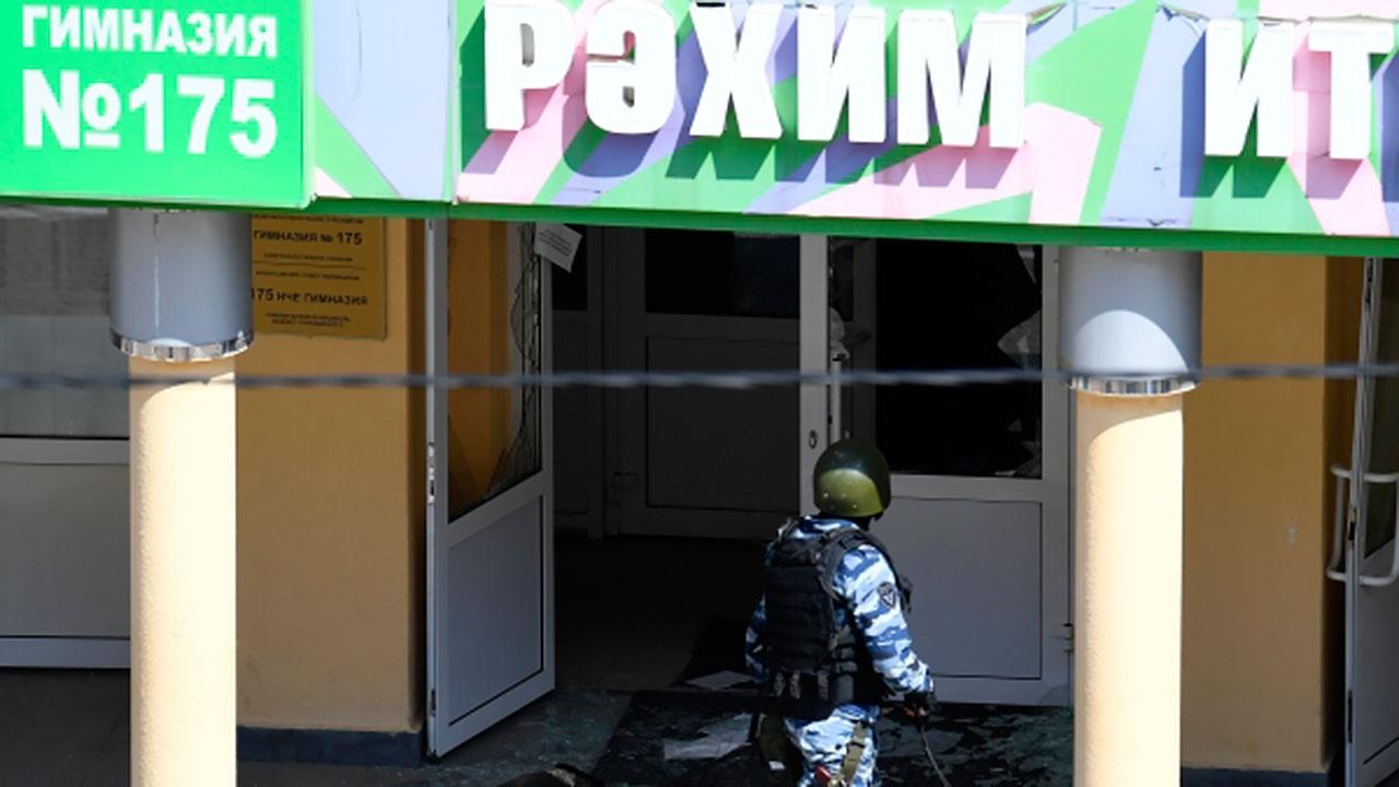Устроивший стрельбу в Казани владел оружием на законных основаниях