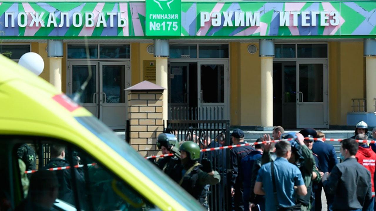 Мишустин назвал крайне бесчеловечной и жестокой трагедию в Казани