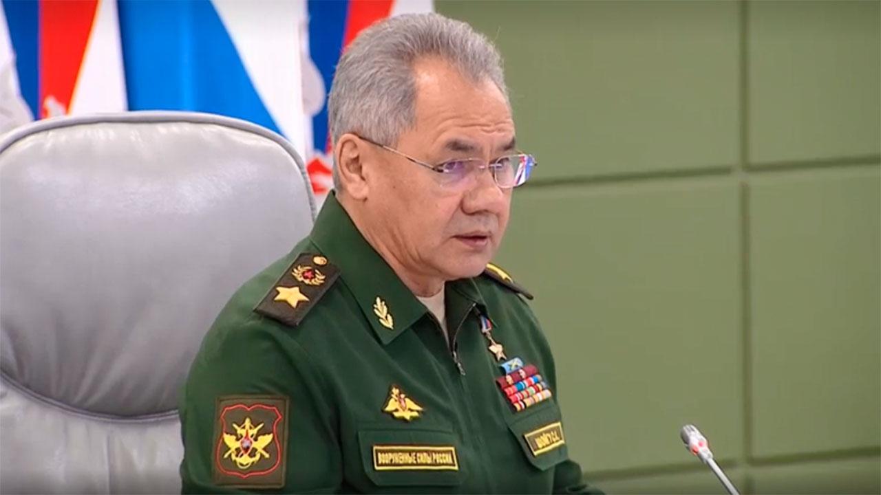 Шойгу заявил о важности недопущения в войска лиц с опытом употребления наркотиков