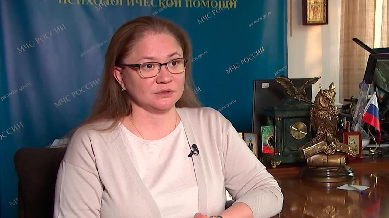 Юлия Шойгу рассказала об оказании психологической помощи пострадавшим при трагедии в Казани