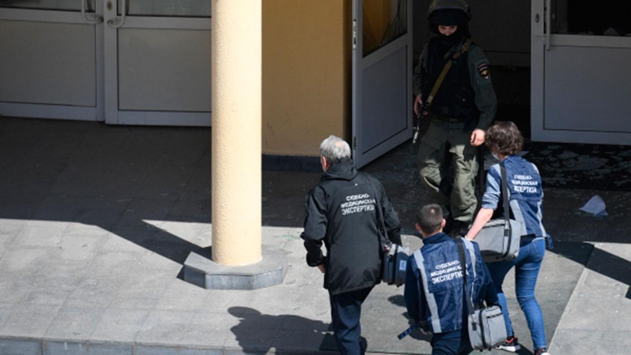 Подозреваемый в стрельбе в казанской гимназии был отчислен за неуспеваемость