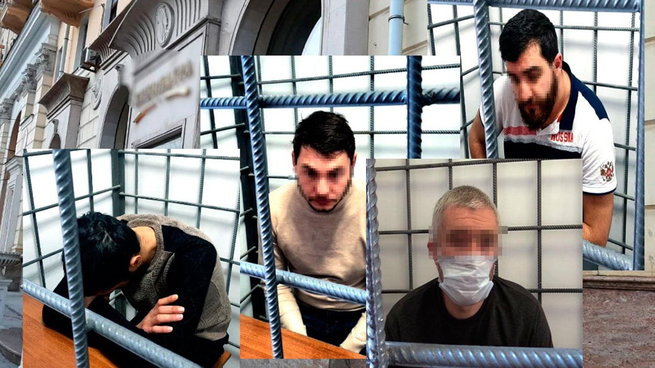 В Волгограде задержаны подозреваемые в многомиллионной краже из ювелирного салона