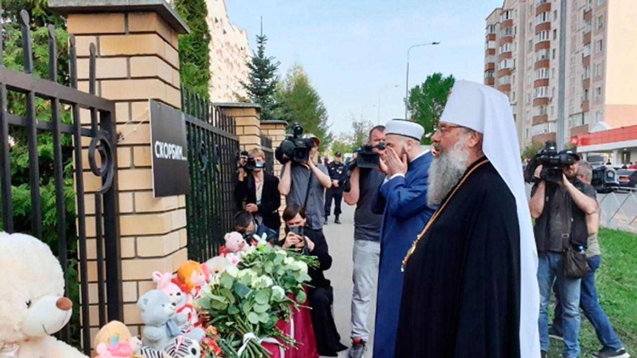 Названа дата похорон погибших при стрельбе в казанской гимназии