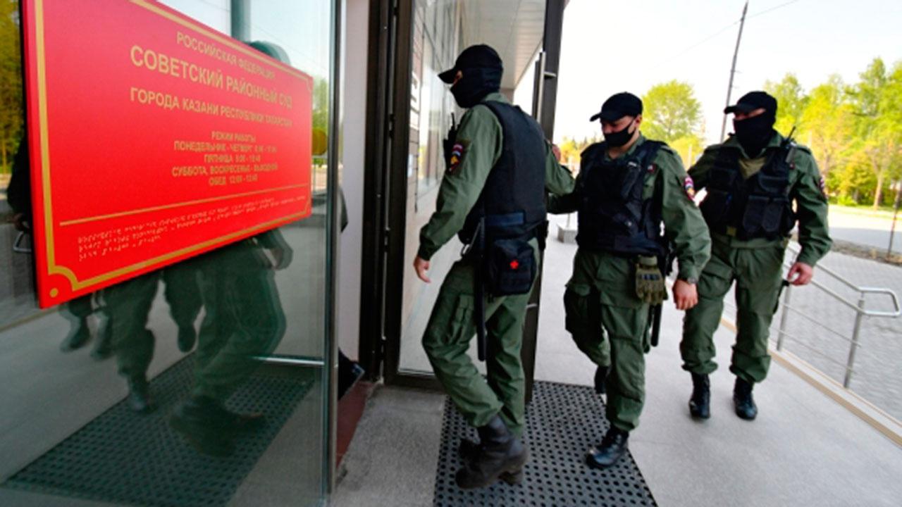 СК: неадекватное состояние стрелка из Казани препятствует проведению следственных действий