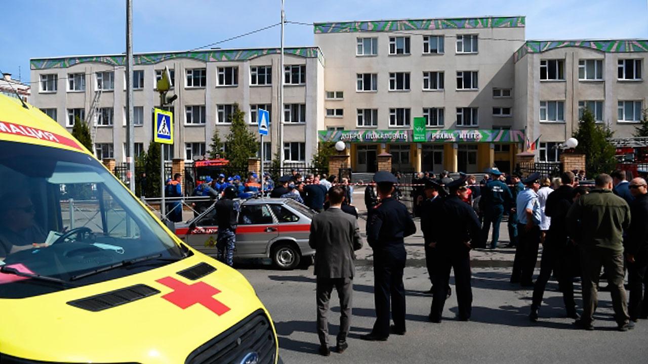 После трагедии в Казани власти могут перевести учеников школы на удаленный формат