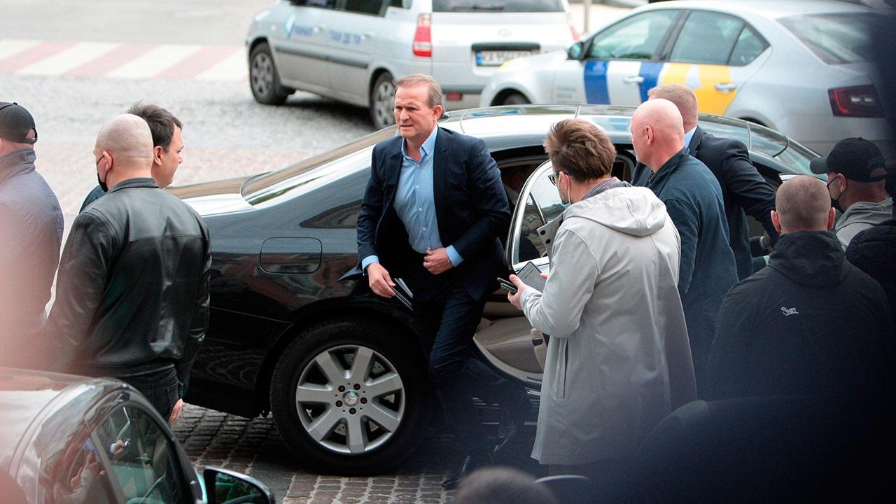 «Обвинения не имеют оснований»: Медведев поддержал Медведчука и Козака