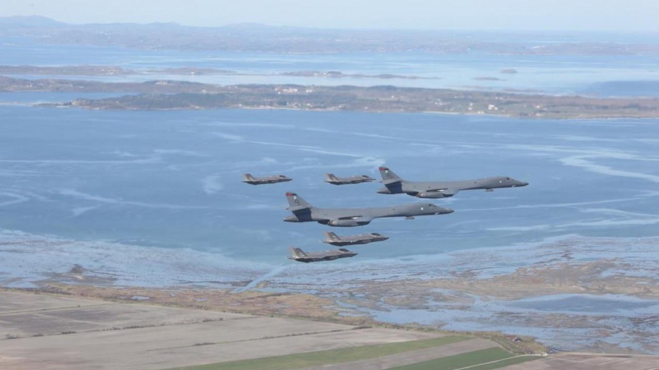 Командующий СФ: США рассматривают Норвегию как собственный плацдарм в Арктике