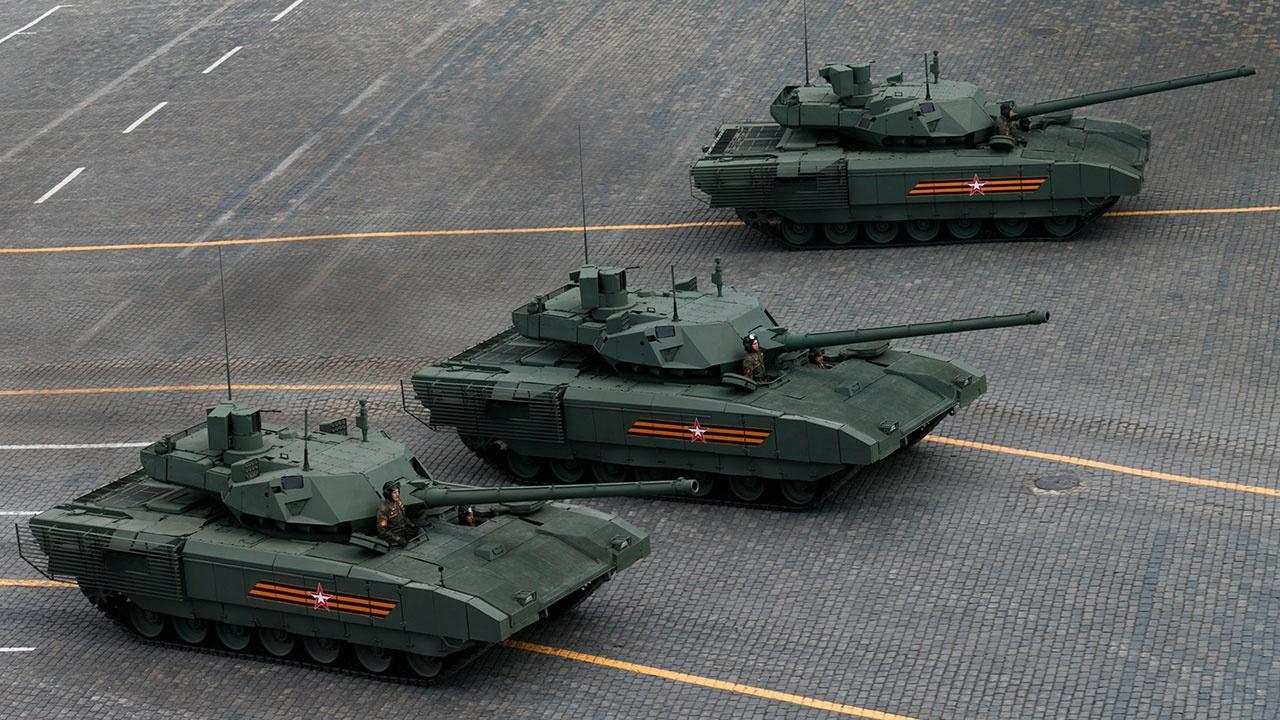 National Interest выделил пять лучших образцов вооружения Парада Победы