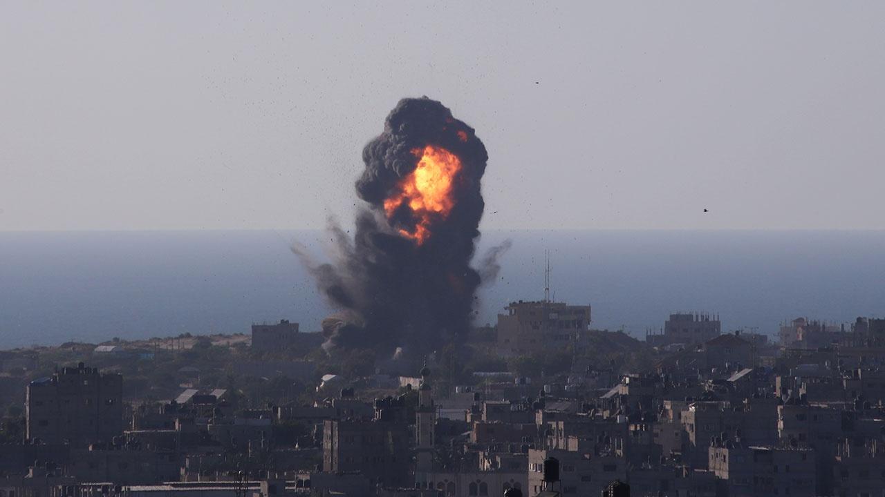 Число жертв в секторе Газа превысило 100 человек