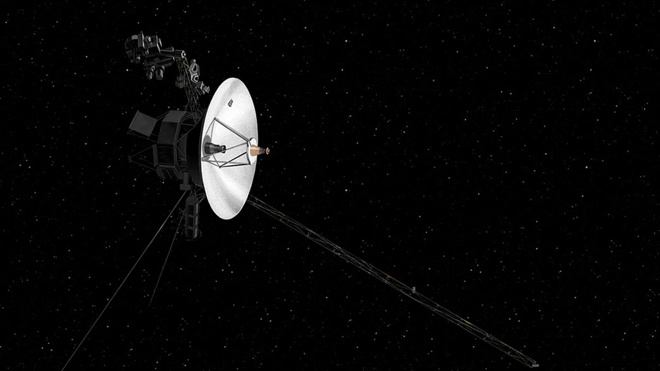 Аппарат «Вояджер» зафиксировал межзвездный шум за пределами Солнечной системы