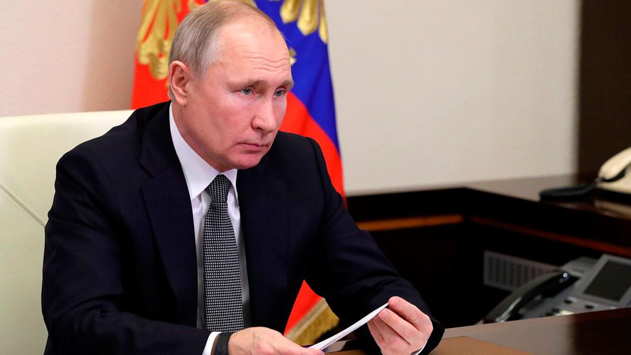 Кремль: Путин считает Медведчука одним из украинских политиков, на деле выступающих за нормализацию отношений с Россией