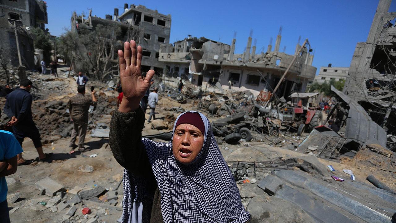«Мы разгневаны»: Эрдоган высказался о конфликте Израиля и сектора Газа