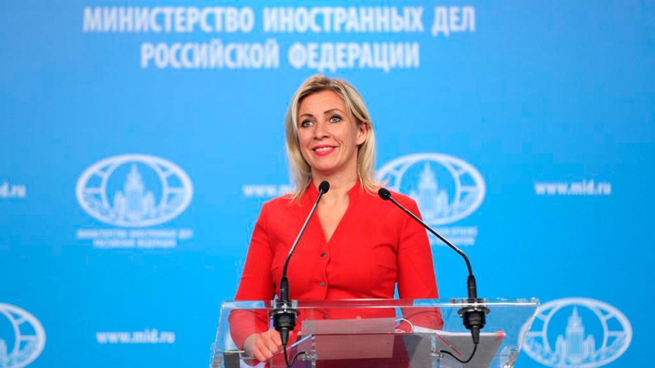 Захарова прокомментировала включение США в список недружественных государств