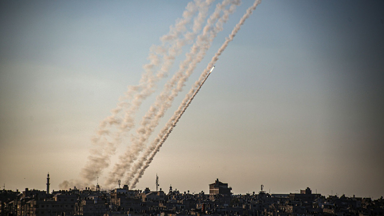 Израиль заявил об ударе по дому главы штаба спецопераций ХАМАС