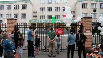 Опубликована аудиозапись первых минут нападения на гимназию в Казани