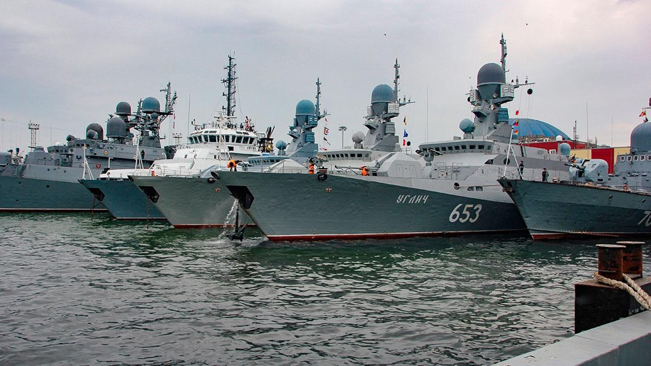Корабли Каспийской флотилии примут участие в совместных морских учениях с ВМС Казахстана