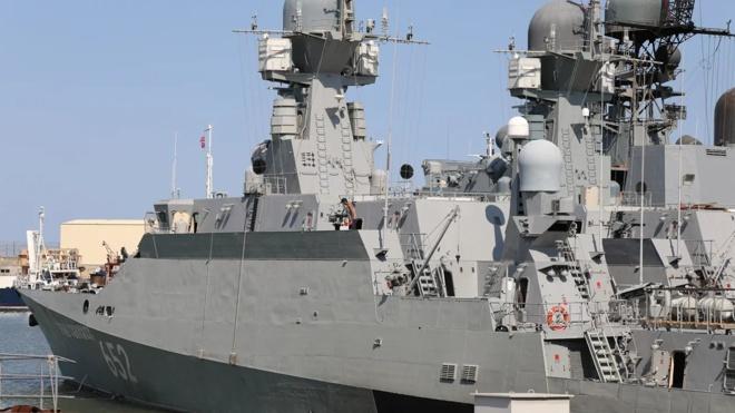 Каспийские стрельбы: шесть российских кораблей примут участие в учениях РФ и Казахстана