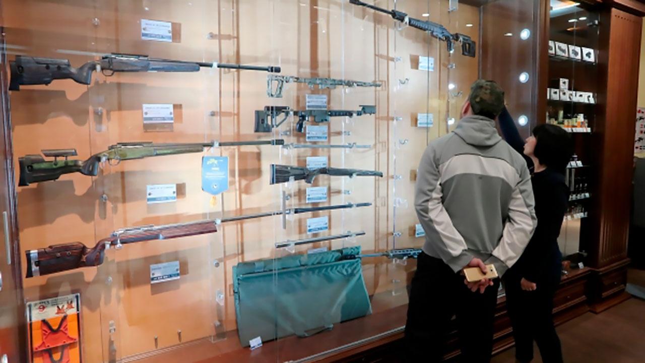Законопроект об усилении госконтроля за оборотом оружия внесен в Госдуму