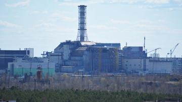 «Стал ненужным»: в Чернобыле высох пруд-охладитель ЧАЭС