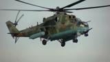 На предельно малых высотах: кадры групповых полетов летчиков ЗВО в Петербурге