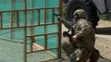 Из неудобных положений: в «Патриоте» стартовал чемпионат ВС РФ по армейской тактической стрельбе