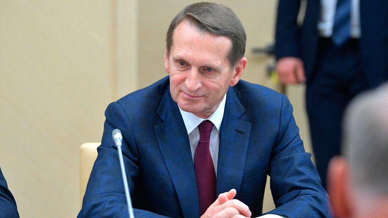 Нарышкин назвал «плохим детективом» обвинения России в кибератаках и взломах