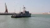 Корабли Каспийской флотилии покинули порт базирования для совместных учений с ВМС Казахстана