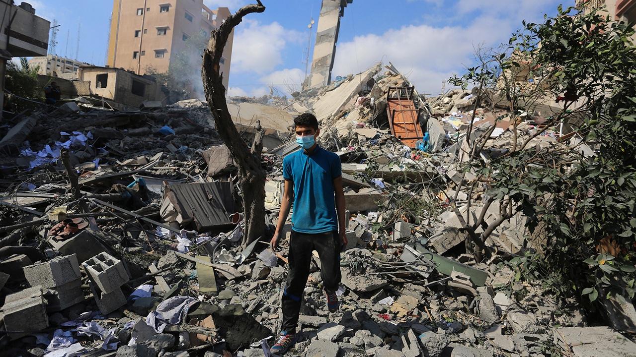 В МИД России призвали к немедленному прекращению всех боевых действий в секторе Газа