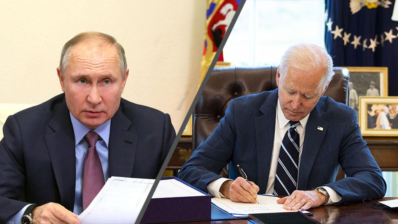 Зеленский назвал главные риски для Киева от встречи Путина с Байденом