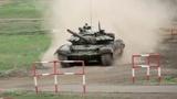 Брод и огненная полоса: под Челябинском прошел первый этап «Танкового биатлона»