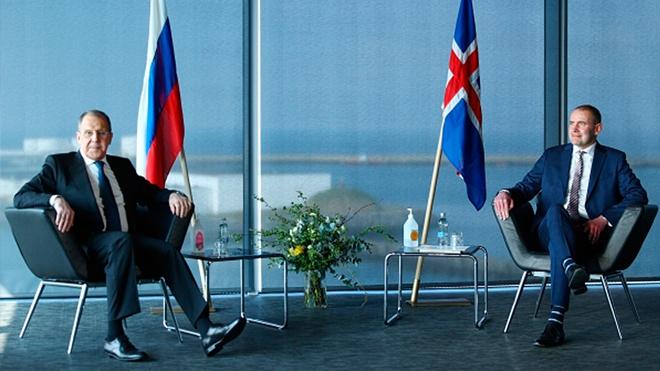 «Насладился хорошей встречей»: президент Исландии высказался о беседе с Лавровым