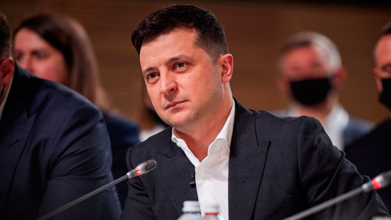 Зеленский предложил решить судьбу Донбасса на референдуме