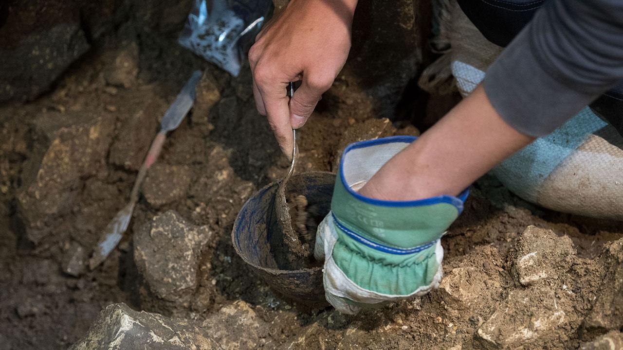 Археологи обнаружили загадочную структуру в древней «Стране слепых»
