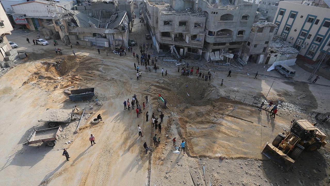Режим прекращения огня между Израилем и Палестиной вступил в силу