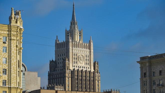 Захарова ответила на слова главы МИД Австрии о нежелании России вести диалог с ЕС