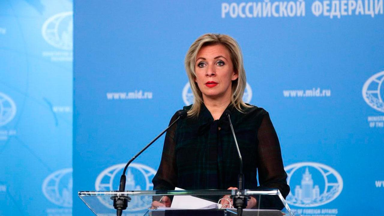 Захарова рассказала об итогах встречи Лаврова и Блинкена