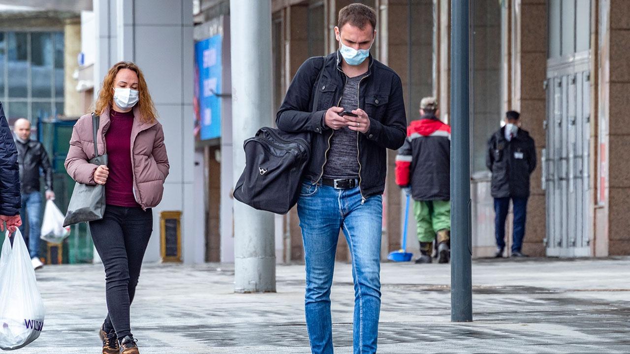 Собянин оценил работу служб во время пандемии COVID-19