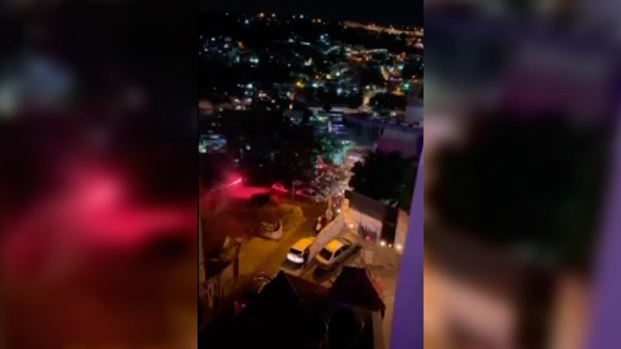 В одном из арабских районов Иерусалима вспыхнули ожесточенные столкновения с полицией
