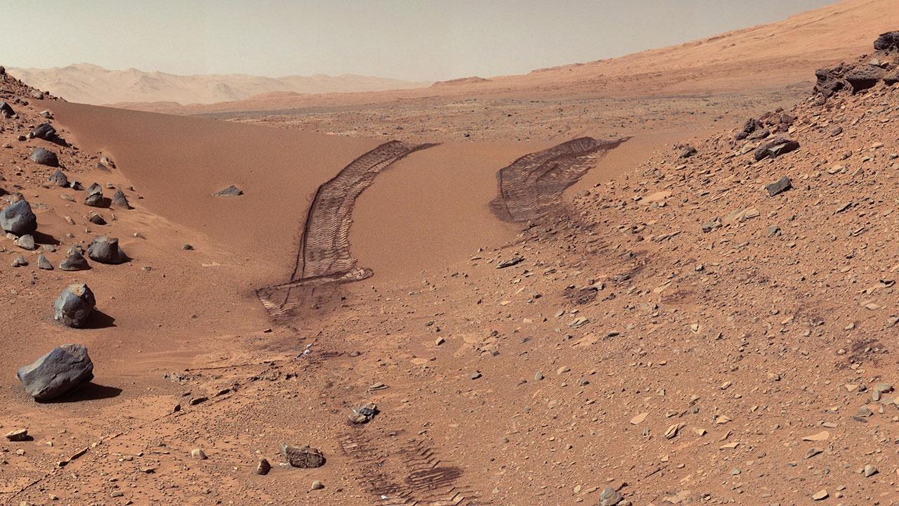 Ученые обнаружили новый косвенный признак существования жизни на Марсе