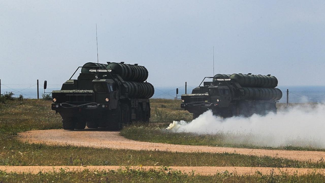 Враг не пройдет: военнослужащие отбили атаку диверсантов на С-400 в Крыму