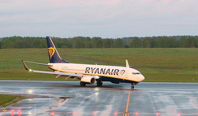 Белый дом: РФ не имела отношения к инциденту с самолетом Ryanair в Белоруссии